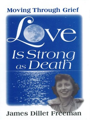 cover image of Love Is Strong as Death